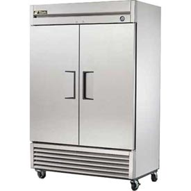 True® T-49 -  Refrigerator, Reach-In, 2 Door, 49 Cubic Feet Capacity