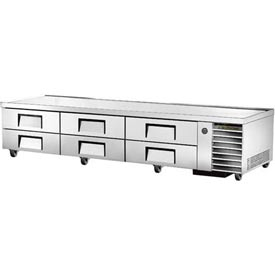 "Refrigerated Chef Base 110""W x 30-1/2""D x 20-3/8""H TRCB-110 by"