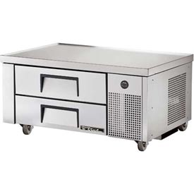 "True TRCB-48 Refrigerated Chef Base 48-3/8""W X 32-1/8""D X 20-3/8""H by"