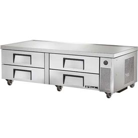 "True TRCB-72 Refrigerated Chef Base 72-3/8""W X 32-1/8""D X 20-3/8""H by"
