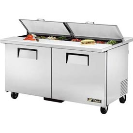 "Dual Side Sandwich/Salad Unit 60-3/8""W x 38-3/4""D x 31-3/8""H... by"