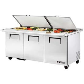 "Dual Side Sandwich/Salad Unit 72-3/8""W x 41-7/8""D x 31-3/8""H... by"