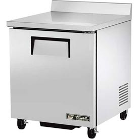 "Work Top Freezer 1 Section 10°F 27-5/8""W x 30-1/8""D x 33-3/8""H TWT-27F by"