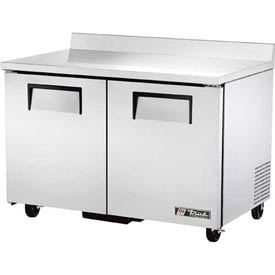 "Work Top Freezer 2 Section 10°F 48-3/8""W x 30-1/8""D x 33-3/8""H TWT-48F by"