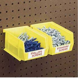 Medium Pegboard Hanging Bin System (24 pc)