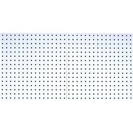 "Heavy-Duty Steel Pegboard 24""W X 24""L (2 PC)"