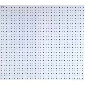 "Heavy-Duty Steel Pegboard 24""W X 42-1/2""L (2 PC)"