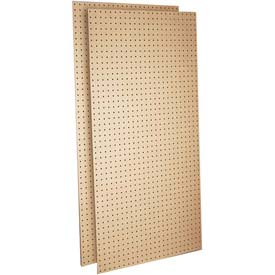 "Tempered Pegboard 48""H x 24""W    (2 pcs)"