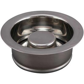 Keeney K5417, Garbage Disposal Replacement Flange & Stopper, Polished Chrome Package Count... by
