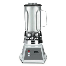 Waring 7011S Blender, 2 Speed, Stainless Steel Container, 32 Oz. by