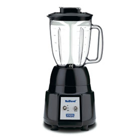 Waring BB180 NuBlend Commercial Blender with Polycarbonate Container, 3/4HP, 44 Oz. by