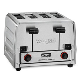 Waring WCT850 Toaster Commercial Heavy Duty 208V 2800W by