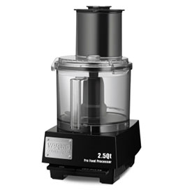 Click here to buy Waring WFP11S Food Processor Commercial 2-1/2 Quart.