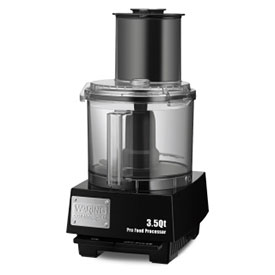 Click here to buy Waring WFP14S Food Processor Commercial Liquilock Seal System 3-1/2 Quarts.