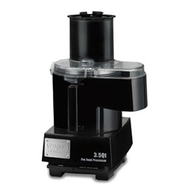 Click here to buy Waring WFP14SC Food Processor Commercial With Liquid Lock, 3-1/2 Quart.