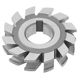 """HSS Import Concave Milling Cutter, 1/2"""" Circle DIA x 3"""" Cutter DIA x 1""""... by"""