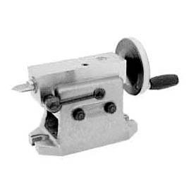 """Bison Adjustable Tailstock for 16"""" Rotary Tables & Hor/Ver Indexing Super Spacer by"""