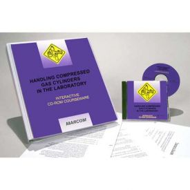 Handling Compressed Gas Cylinders In The Laboratory CD-Rom Course by