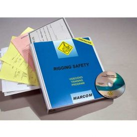 Rigging Safety In Construction Environments DVD Program by