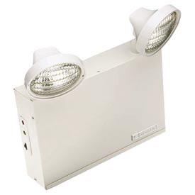 Emergi-Lite LSM110-2 Large Steel Emergency Light - 6V 110W