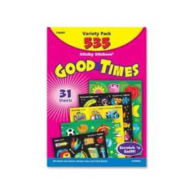 Trend® Good Times Stinky Stickers Variety Pack, 535 Stickers/Pack