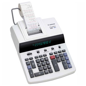 Canon CP1200DII 12-Digit Printing Calculator, Commercial Desktop by