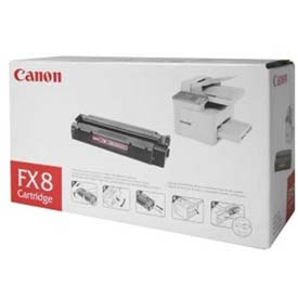 Buy Canon Toner Cartridge FX8, Black