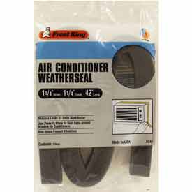 "Frost King Air Conditioner Weatherseal, 1-1/4"" X 1-1/4"" - Pkg Qty 12"