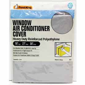 Frost King Large Outside Window Air Conditioner Cover - Pkg Qty 12