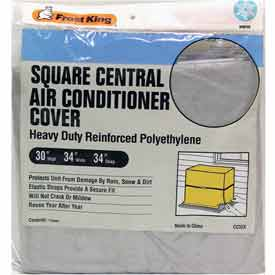 "Frost King Central Air Conditioner Cover, 34"" X 34"" X 30"", Square - Pkg Qty 6"