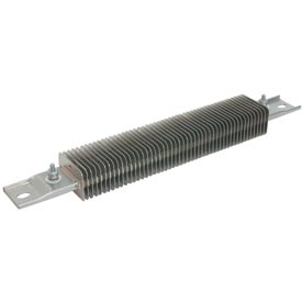 "Tempco Finned Strip Heater, CSF00530, 120V, T1, 25-1/2""L 1500W"