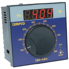 Temperature Control - Analog, J, 90-264V, TEC57401