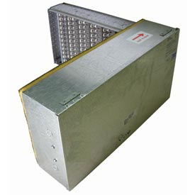 TPI Packaged Duct Heater 4PD30-1624-3-3 - 30000W 480V 3 PH 24W x 16H