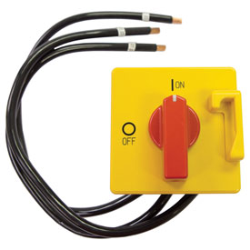 TPI Field Installed Disconnect Kit for Unit Heaters DCS803