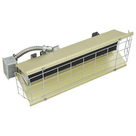 TPI Infrared Electric Heater FSS-1412-1 Heavy Duty 1.45 kW 120V by