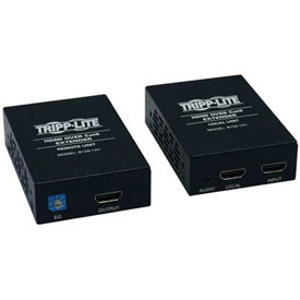 Buy Tripp Lite HDMI over Cat5 Cat6 Extender Receiver Video & Audio 1080p 60Hz, HDMI FEMALE-RJ45 FEMALE