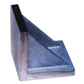 "Imported Plain Angle Plates- Ground Finish 10"" x 10"" x 10"