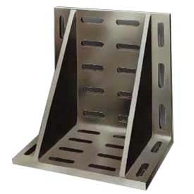 "Imported Giant Slotted Angle Plate - Machined Finish 16"" x 12"" x 9"""