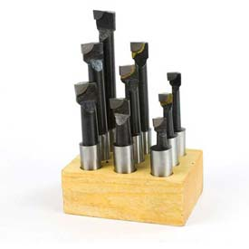 Import 5 Pc. Double End Boring Bar Set by