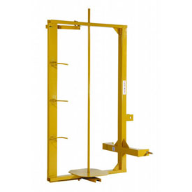 Tarter Farm & Ranch 3-Point Wire Fence Stretcher/Unroller WFS - Yellow