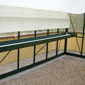 Accessory Kit for Royal Victorian VI34 Polycarbonate Greenhouses by Greenhouse Supplies