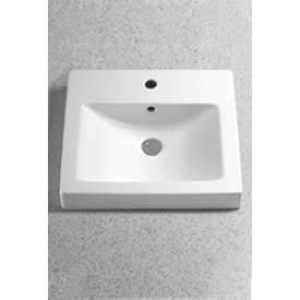 TOTO® LT155-01 Vernica™ Design II Lavatory, Cotton White