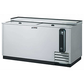 """Bottle Cooler 64-2/5""""W Stainless Steel by"""