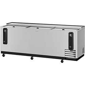 "Bottle Cooler 95""W Stainless Steel by"