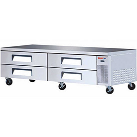 "Super Deluxe Series Chef Base 96""W 4 Drawers by"