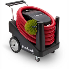 Rotobrush aiR+ XP Air Duct Cleaning Machine, Bronze Package