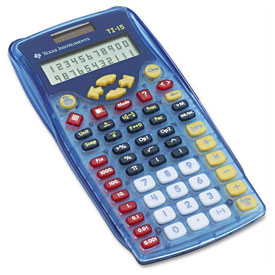 Buy Texas Instruments TI-15 Explorer Elementary Calculator