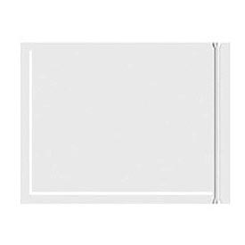 "Resealable Clear Face Document Envelopes 8"" x 10"" - 500 Pack"