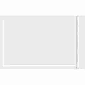 "Clear Face Document Envelopes 4-1/2"" x 7-1/2"" - 1000 Pack"