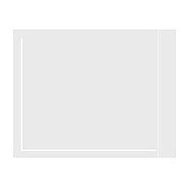 "Clear Face Document Envelopes 9 1/2"" x 12"" - 500 Pack"